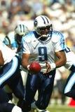 NFL Strateeg Steve McNair Royalty-vrije Stock Foto's