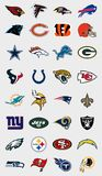 NFL-teamsemblemen