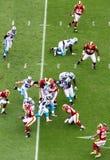 NFL - traffic jam Stock Photos