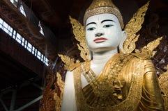 Nga Htat Gyi pagod Royaltyfri Fotografi