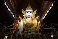 Nga Htat Gyi pagod Arkivfoto