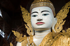 Nga Htat Gyi pagoda Obraz Royalty Free