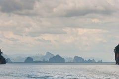 nga podpalany phang Fotografia Stock