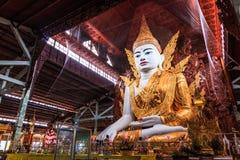 Ngahtatkyi pagod i Myanmar Royaltyfria Foton