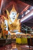 Ngahtatkyi-Pagode auf Myanmar Lizenzfreies Stockfoto