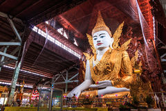 Ngahtatkyi-Pagode auf Myanmar Lizenzfreie Stockfotos