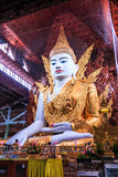 Ngahtatkyi-Pagode auf Myanmar Stockfotos