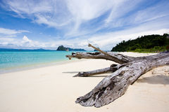 Ngai Island. The beautiful island in andaman sea, thailand Royalty Free Stock Image