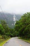 Ngao-Wasserfall Stockfoto