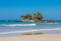 Ngapali Beach Rakhine state Myanmar Royalty Free Stock Photos