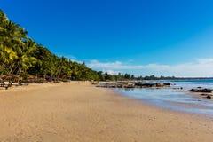 Ngapali Beach Rakhine state Myanmar stock images
