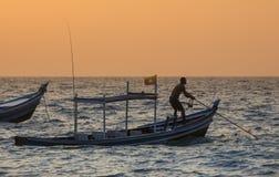 Ngapali Beach Resort - Myanmar (Burma). Stock Photography