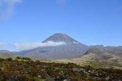 Ngauruhoe volcano, New Zealand Royalty Free Stock Photo