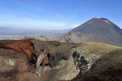 Ngauruhoe volcano, New Zealand Royalty Free Stock Photography