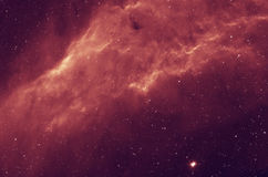 NGC 1499  Royalty Free Stock Images