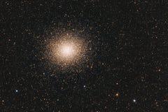 NGC 5139 omegi Centauri w Centaurus Zdjęcia Royalty Free