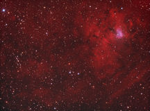 NGC1491 Royalty Free Stock Photography