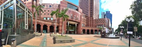 Ngee Ann City, Singapore Arkivbild
