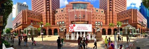 Ngee Ann miasto, Singapur Obraz Royalty Free