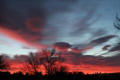 ?ngel de la nube fotografía de archivo