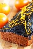 Ngerine cake Royalty Free Stock Images