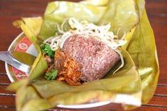 Ngiao подбородка Khao kan или сома подбородка стоковая фотография