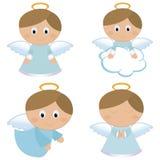 änglar Fotografering för Bildbyråer