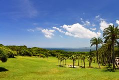 The Ngoluanpi park,Kenting,Taiwan Royalty Free Stock Image
