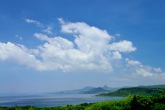 The Ngoluanpi park,Kenting,Taiwan Royalty Free Stock Photography