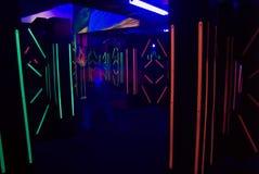 någon laser-etikett Royaltyfri Foto