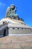 Ngong Ping Big Buddha Stock Photos