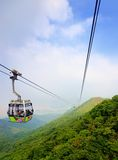 Ngong Ping Cable Car Stock Photos