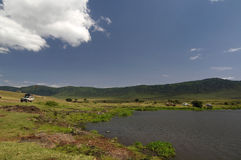 Ngorongoro Conservation Area Stock Images