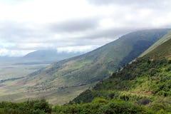Ngorongoro Crater Conservation Area Royalty Free Stock Photos