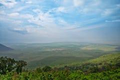 Ngorongoro crater Royalty Free Stock Images