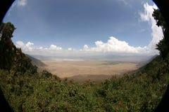 Ngorongoro Crater, Tanzania, Africa Stock Photography