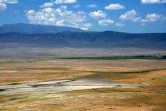 Ngorongoro Crater, Tanzania, Africa Stock Image