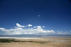 Ngorongoro Crater, Tanzania, Africa Royalty Free Stock Photo
