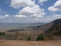Ngorongoro Royalty Free Stock Photo