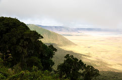 Ngorongoro Crater Stock Photo