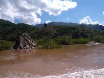 Ngoy Nua i Laos Royalty Free Stock Photo