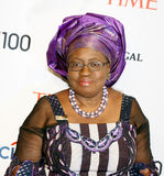 Ngozi Okonjo-Iweala Fotografia de Stock
