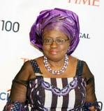 Ngozi Okonjo-Iweala Stock Photography