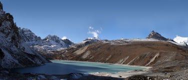 Ngozumba Tsho - Himalayas Stock Photography