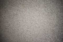 gray plastered dark plastered wall background stock photo