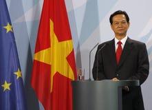 Nguyen Tan Dung Stock Image