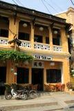 Nguyen Thai Hoc street - Hoi An - Vietnam Royalty Free Stock Images