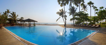 Ngwe Saung Beach Stock Photos