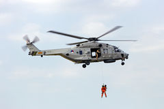NH90 Dutch Navy Stock Photography
