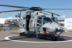NH90 helicopter Stock Photo